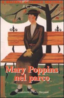 Mary Poppins nel parco - P. L. Travers - copertina