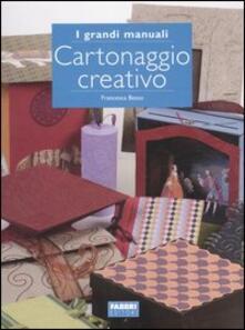 Cartonaggio creativo - Francesca Besso - copertina