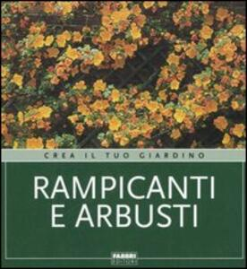 Rampicanti e arbusti - copertina