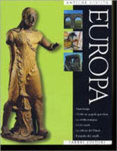 Foto Cover di Europa, Libro di  edito da Fabbri
