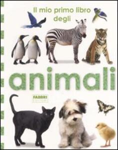 Il mio primo libro degli animali - copertina