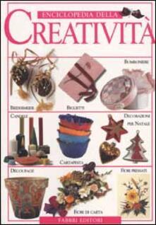 Enciclopedia della creatività - copertina
