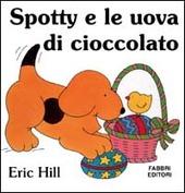 Spotty e le uova di cioccolato
