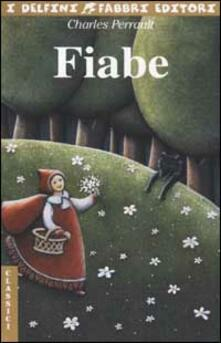 Fiabe - Charles Perrault - copertina