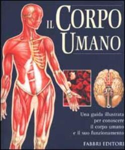 Il corpo umano - copertina