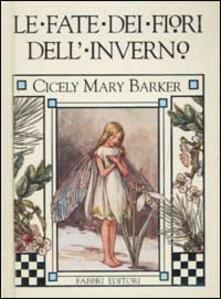 Le fate dei fiori dell'inverno - Cicely M. Barker - copertina