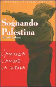 Sognando Palestina - Randa Ghazy - copertina