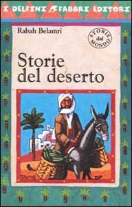 Storie del deserto - Rabah Belamri - copertina