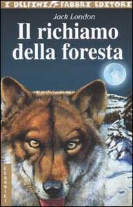 Il richiamo della foresta - Jack London - copertina