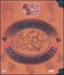 Antondemarirreguera.es Il manuale nel domatore di mostri. Monster Allergy Image