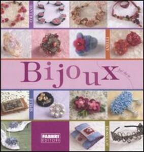 Bijoux - copertina