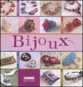 Libro Bijoux