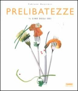 Prelibatezze - Fabiano Guatteri - copertina