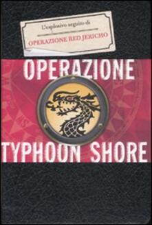 Operazione Thypoon Shore. La trilogia della Corporazione. Vol. 2 - Joshua Mowll - copertina