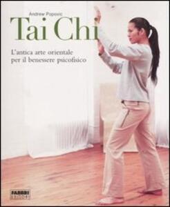 Tai Chi - Andrew Popovic - copertina