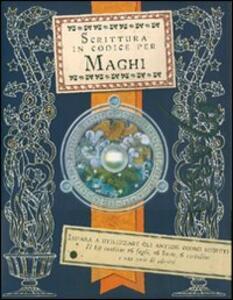 Scrittura in codice per maghi - copertina