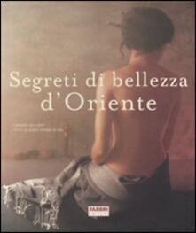 Segreti di bellezza d'Oriente - Chabha Djouder,Marie-Pierre Morel - copertina