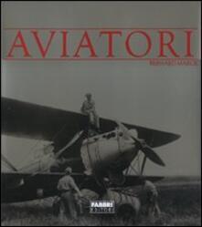 Aviatori - Bernard Marck - copertina