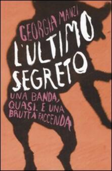 L' ultimo segreto - Georgia Manzi - copertina