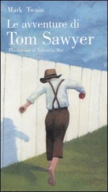 Le avventure di Tom Sawyer - Mark Twain - copertina