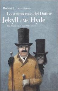 Lo strano caso del Dottor Jekyll e Mr. Hyde. Ediz. illustrata - Robert Louis Stevenson - copertina