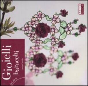 Gioielli barocchi - Anna Carella - copertina