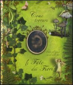 Come trovare le fate dei fiori - Cicely M. Barker - copertina