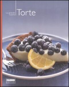 Torte. Ediz. illustrata - copertina