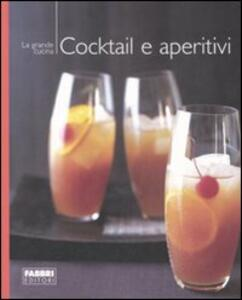 Cocktail e aperitivi - copertina