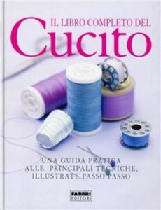 Il libro completo del cucito - copertina