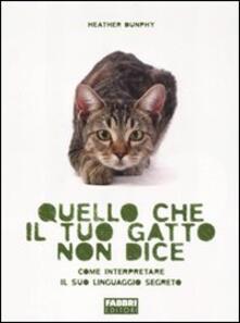 Voluntariadobaleares2014.es Quello che il tuo gatto non dice. Come interpretare il suo linguaggio segreto Image