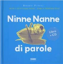 Ninne nanne di parole. Ediz. illustrata. Con CD Audio - Roberto Piumini,AntonGionata Ferrari - copertina