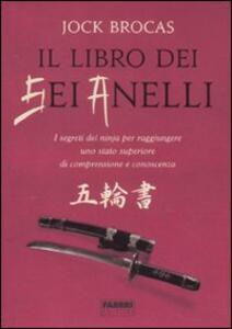 Il libro dei sei anelli. I segreti dei ninja per raggiungere uno stato superiore di comprensione e conoscenza