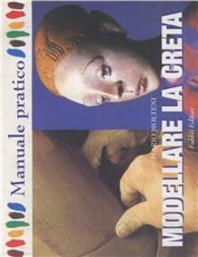 Modellare la creta - Mario Molteni - copertina