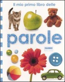 Il mio primo libro delle parole - copertina