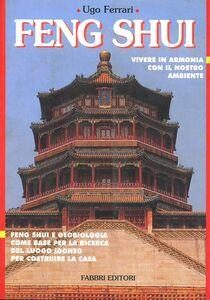 Libro Feng shui Ugo Ferrari
