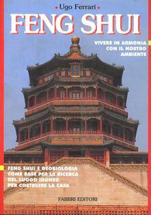 Feng shui - Ugo Ferrari - copertina