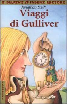 I Viaggi di Gulliver - Jonathan Swift - copertina