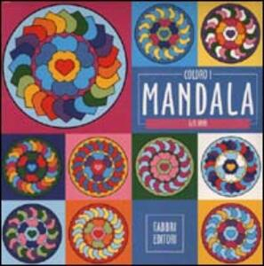 Coloro i Mandala. Vol. 2 - copertina