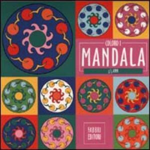 Coloro i Mandala. Vol. 1 - copertina