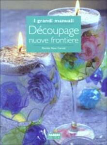 Découpage nuove frontiere - Patrizia Nave Cerutti - copertina