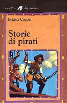 Storie di pirati - Brigitte Coppin - copertina