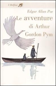 Le avventure di Arthur Gordon Pym - Edgar Allan Poe - copertina