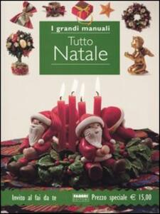Tutto Natale - copertina