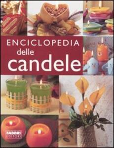 Enciclopedia delle candele - copertina