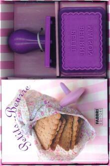 Petits beurre. Con gadget - Bérengère Abraham - copertina