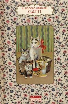 Il piccolo libro dei gatti - Brigitte Bulard Cordeau - copertina
