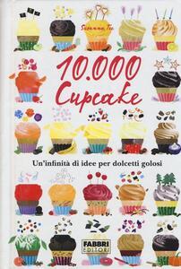 10.000 cupcake - Susanna Tee - copertina