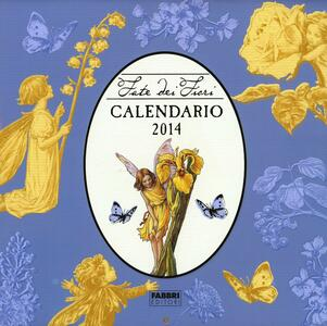 Le Fate dei fiori. Calendario 2014