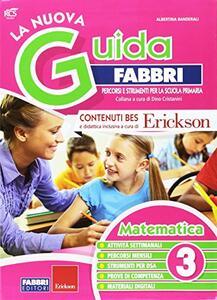 La nuova guida Fabbri. Matematica. Guida per l'insegnante della 3ª classe elementare - copertina